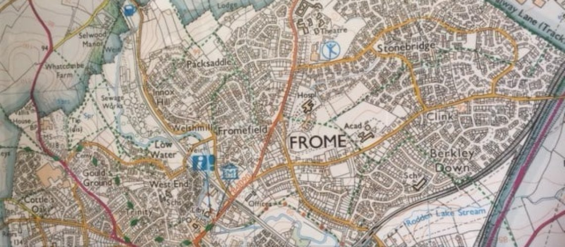 map of Frome copy